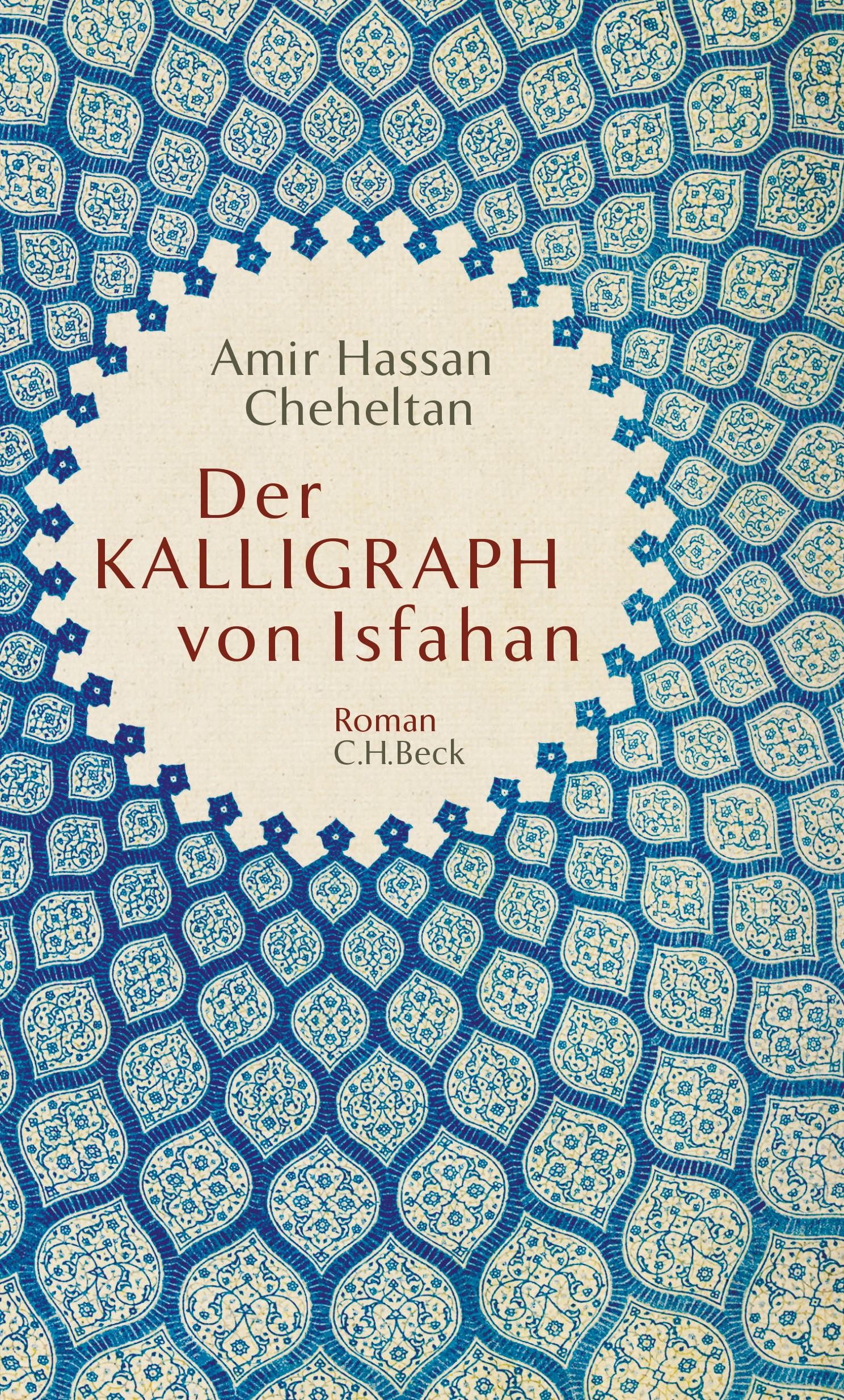 Cover des Buches 'Der Kalligraph von Isfahan'