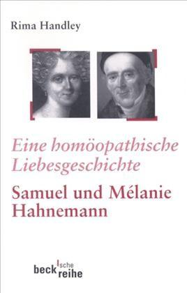 Cover des Buches 'Eine homöopathische Liebesgeschichte'