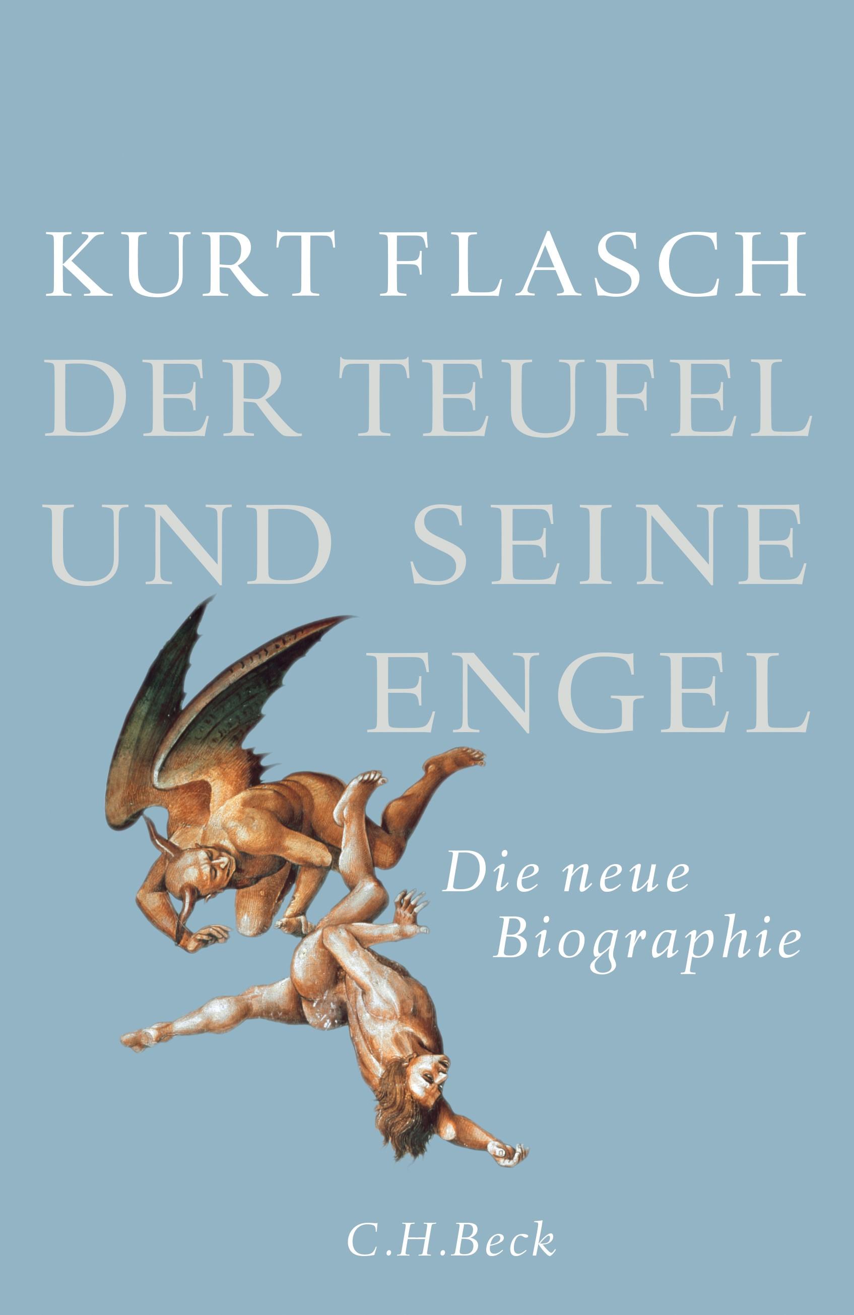 Cover des Buches 'Der Teufel und seine Engel'