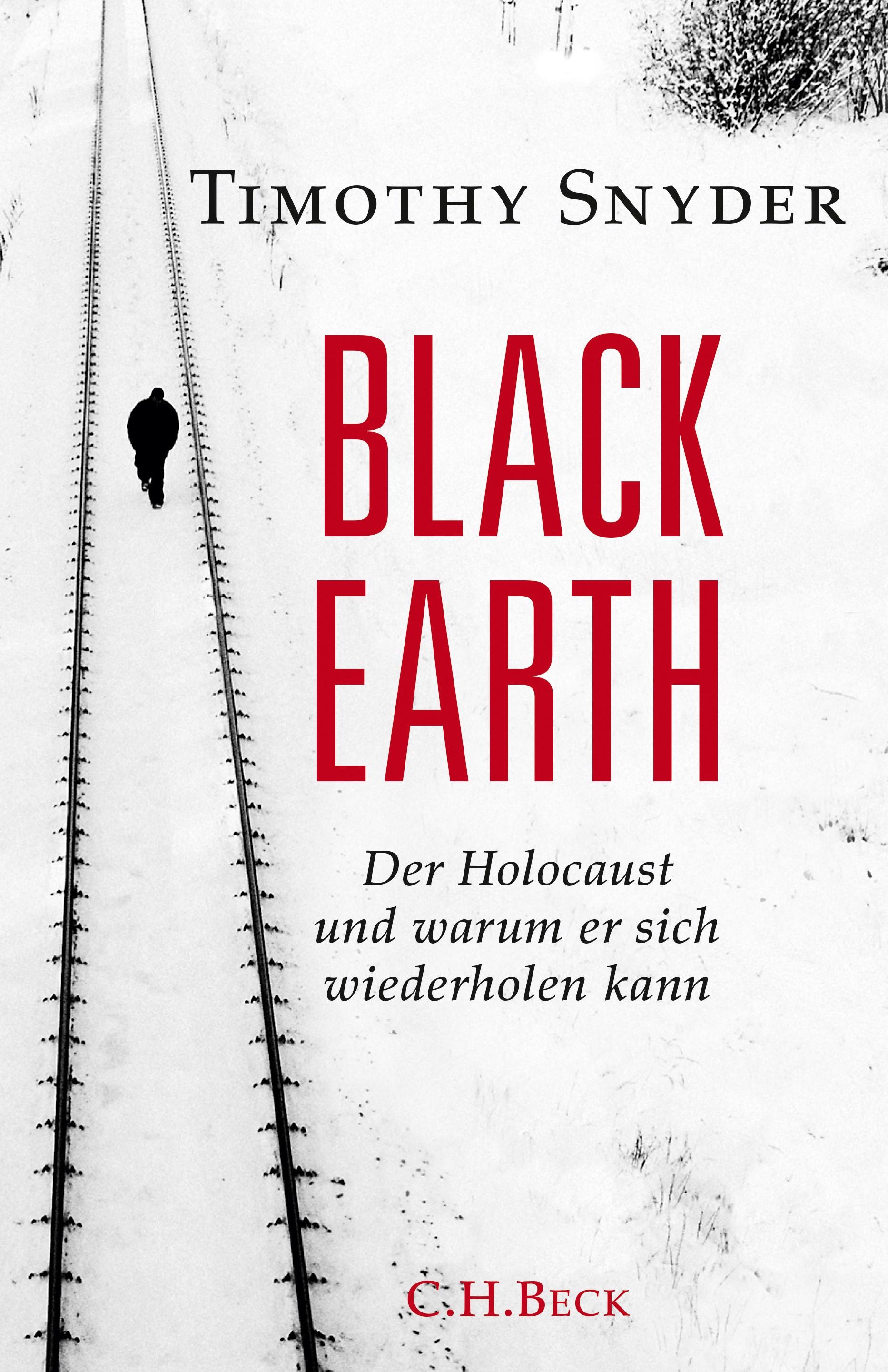 Cover des Buches 'Black Earth'