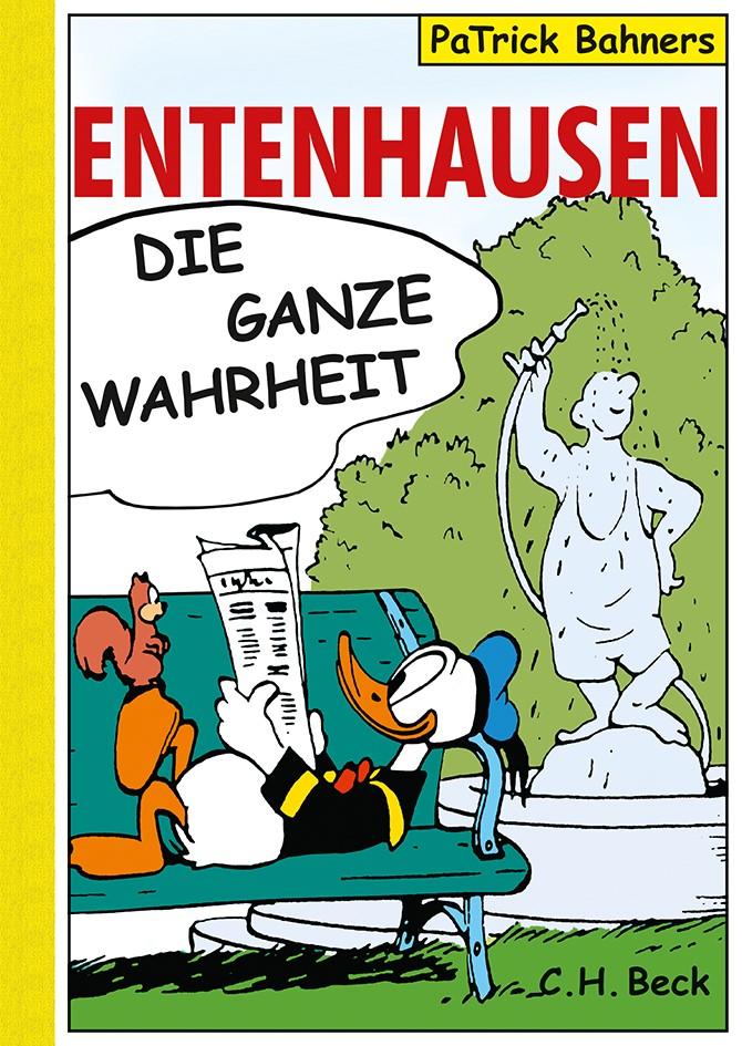 Cover des Buches 'Entenhausen'