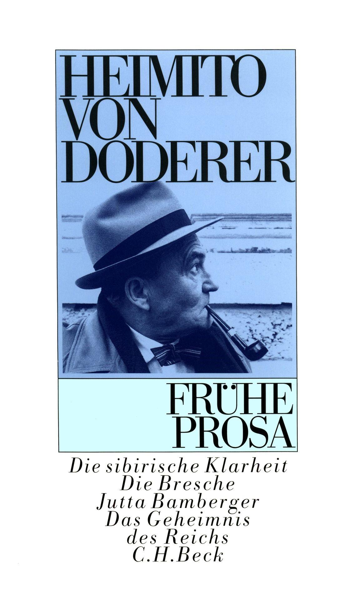 Cover des Buches 'Frühe Prosa'