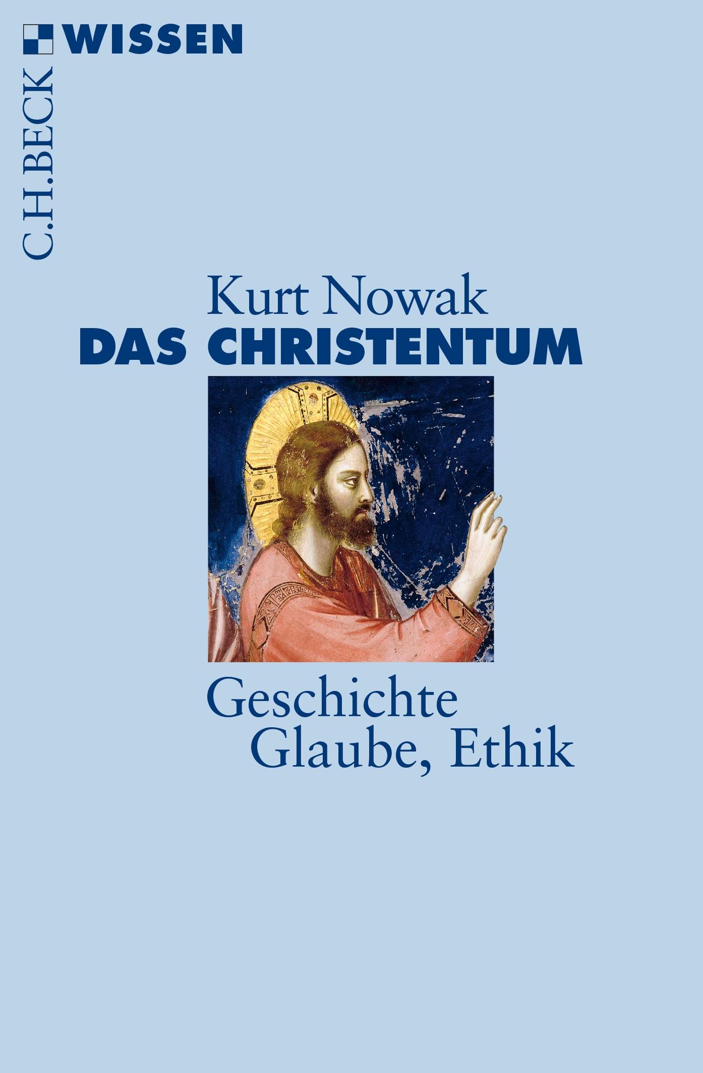 Cover des Buches 'Das Christentum'