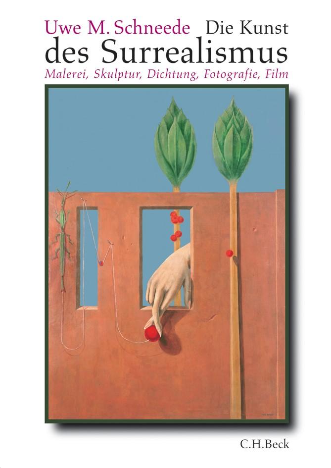 Cover des Buches 'Die Kunst des Surrealismus'