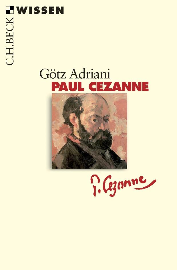 Cover des Buches 'Paul Cézanne'