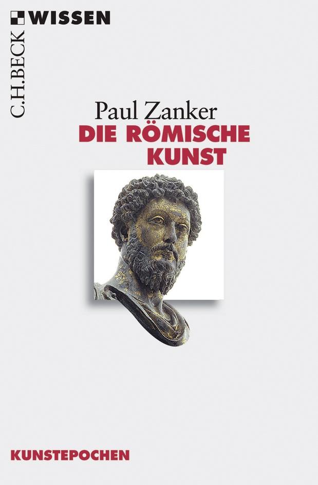 Cover des Buches 'Die römische Kunst'
