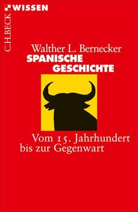 Cover des Buches 'Spanische Geschichte'