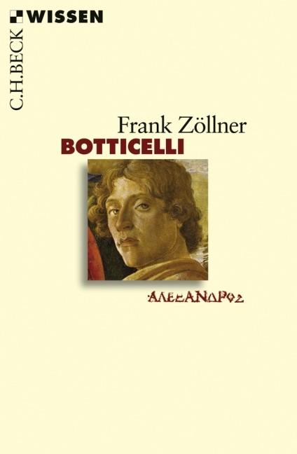 Cover des Buches 'Botticelli'