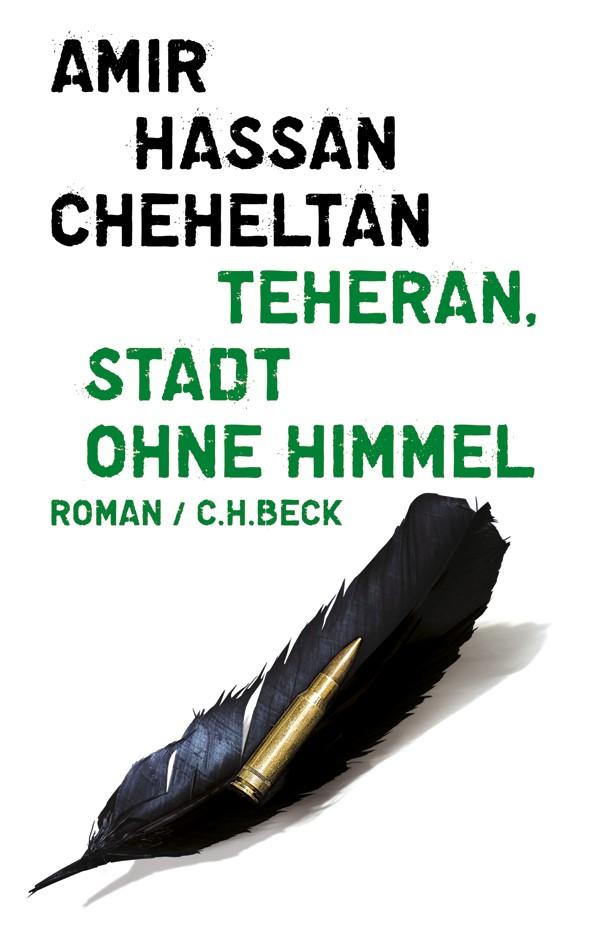 Cover des Buches 'Teheran, Stadt ohne Himmel'
