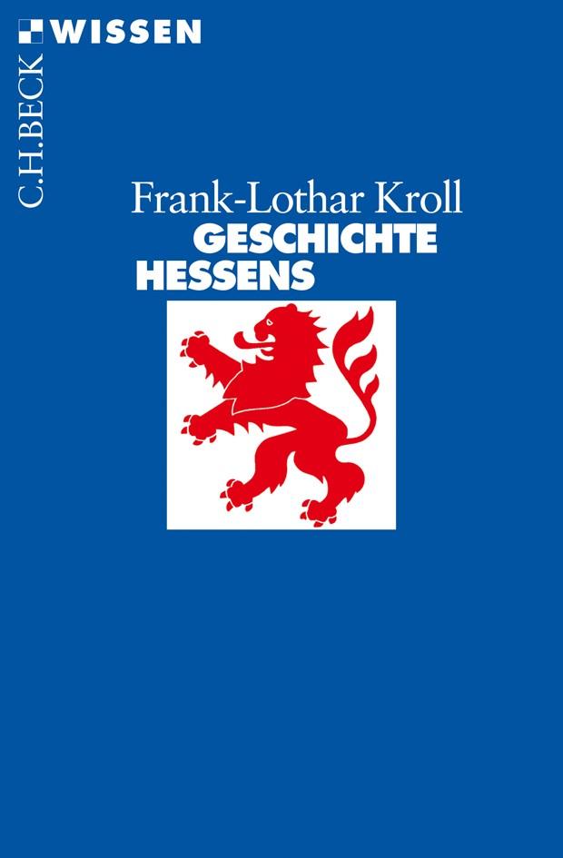 Cover des Buches 'Geschichte Hessens'