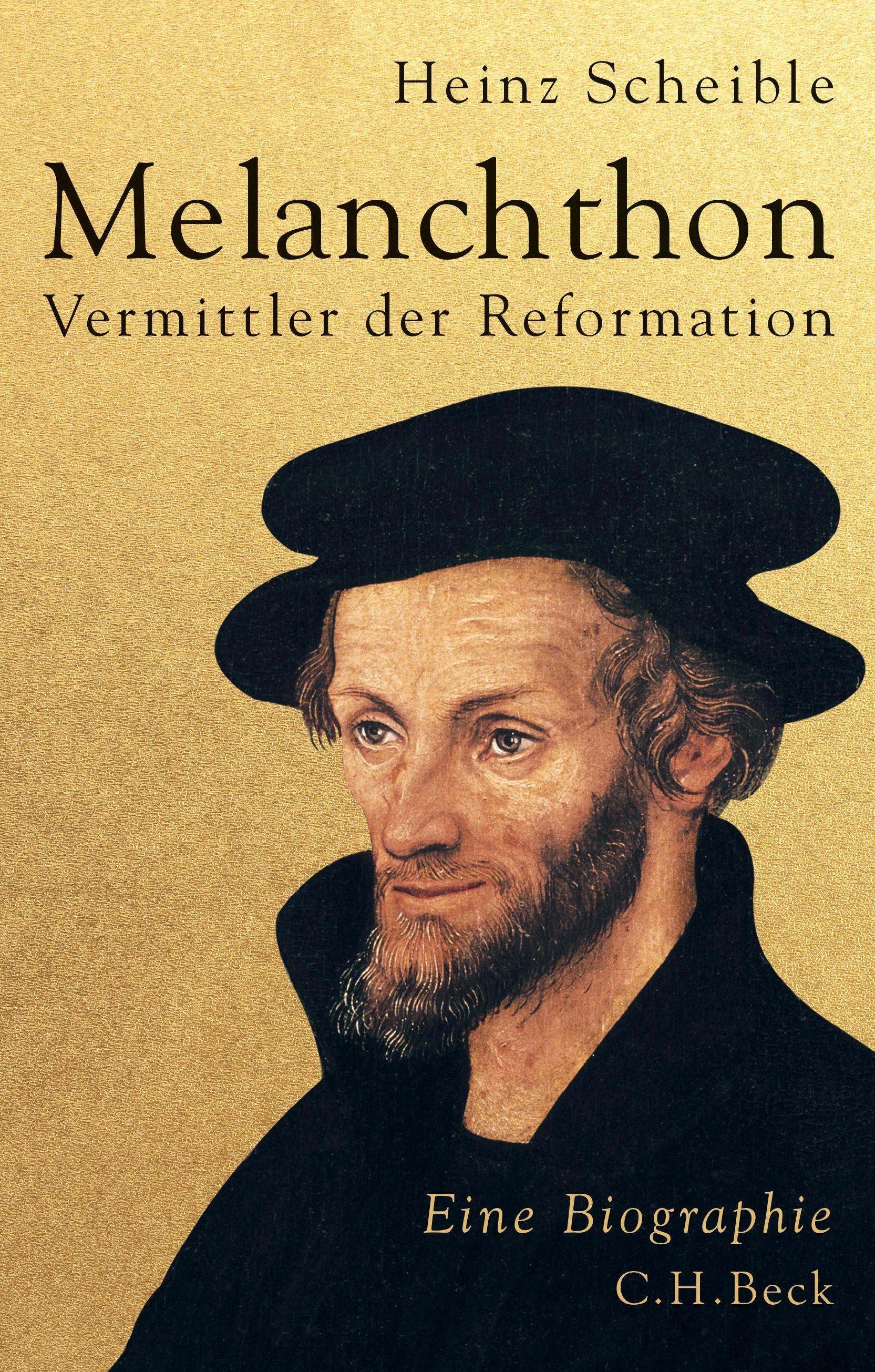 Cover des Buches 'Melanchthon'