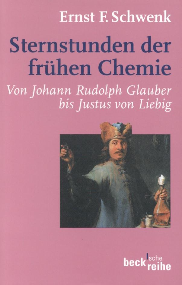 Cover des Buches 'Sternstunden der frühen Chemie'