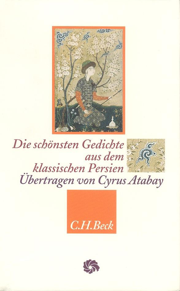 Cover des Buches 'Die schönsten Gedichte aus dem klassischen Persien'