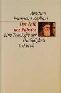 Cover des Buches 'Der Leib des Papstes'