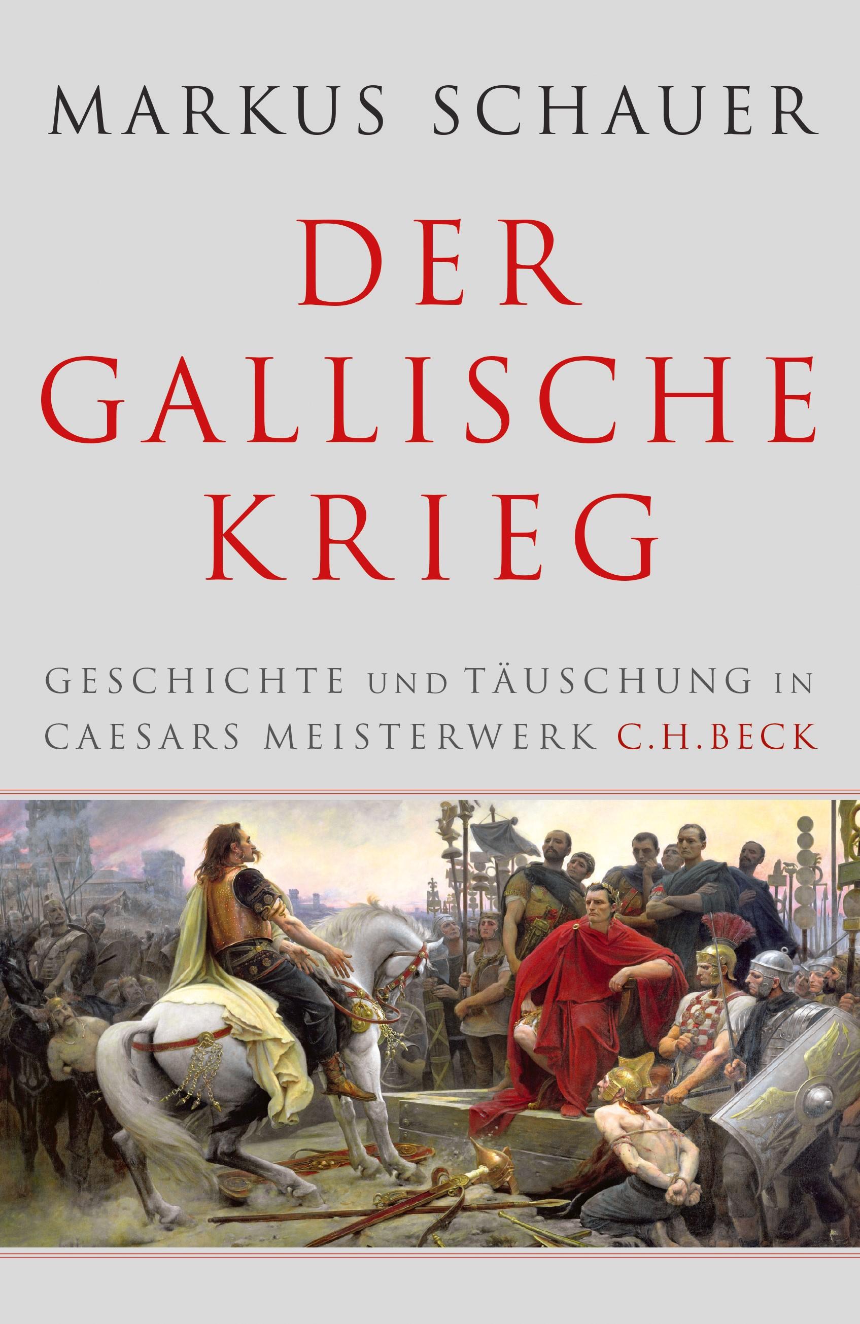 Cover des Buches 'Der Gallische Krieg'