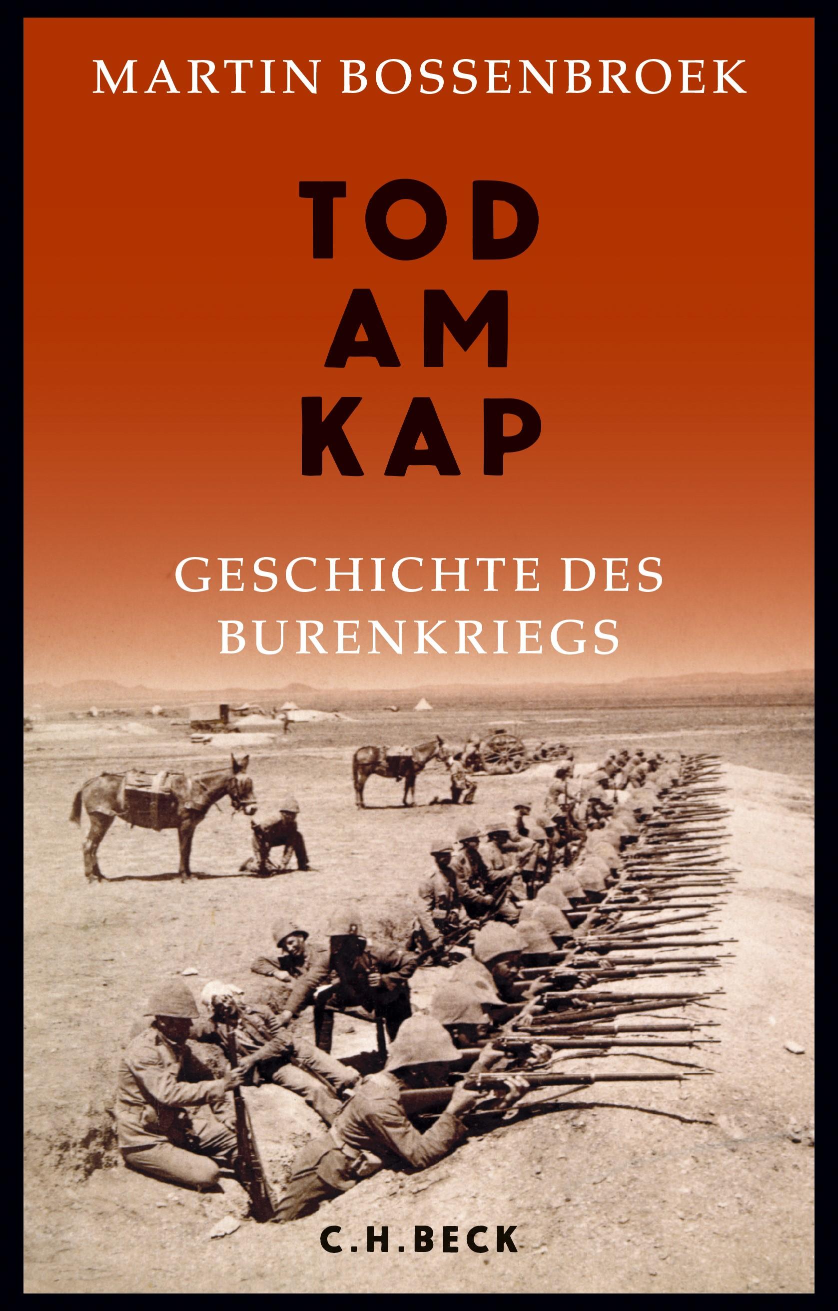 Cover des Buches 'Tod am Kap'