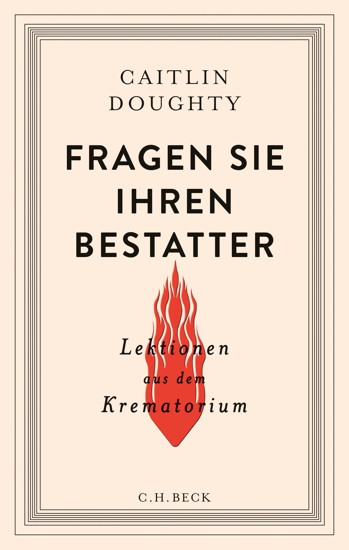 Cover des Buches 'Fragen Sie Ihren Bestatter'