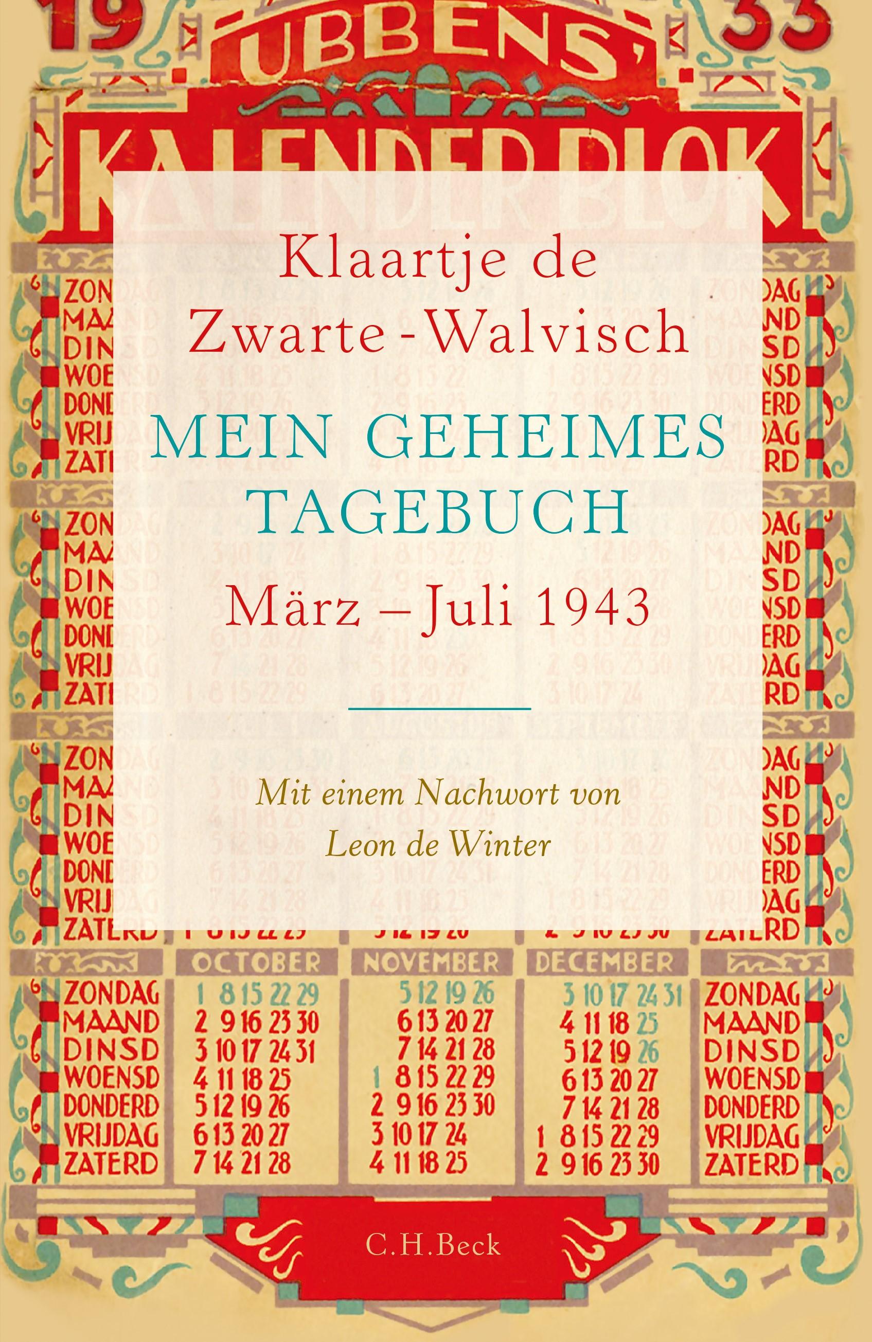 Cover des Buches 'Mein geheimes Tagebuch'