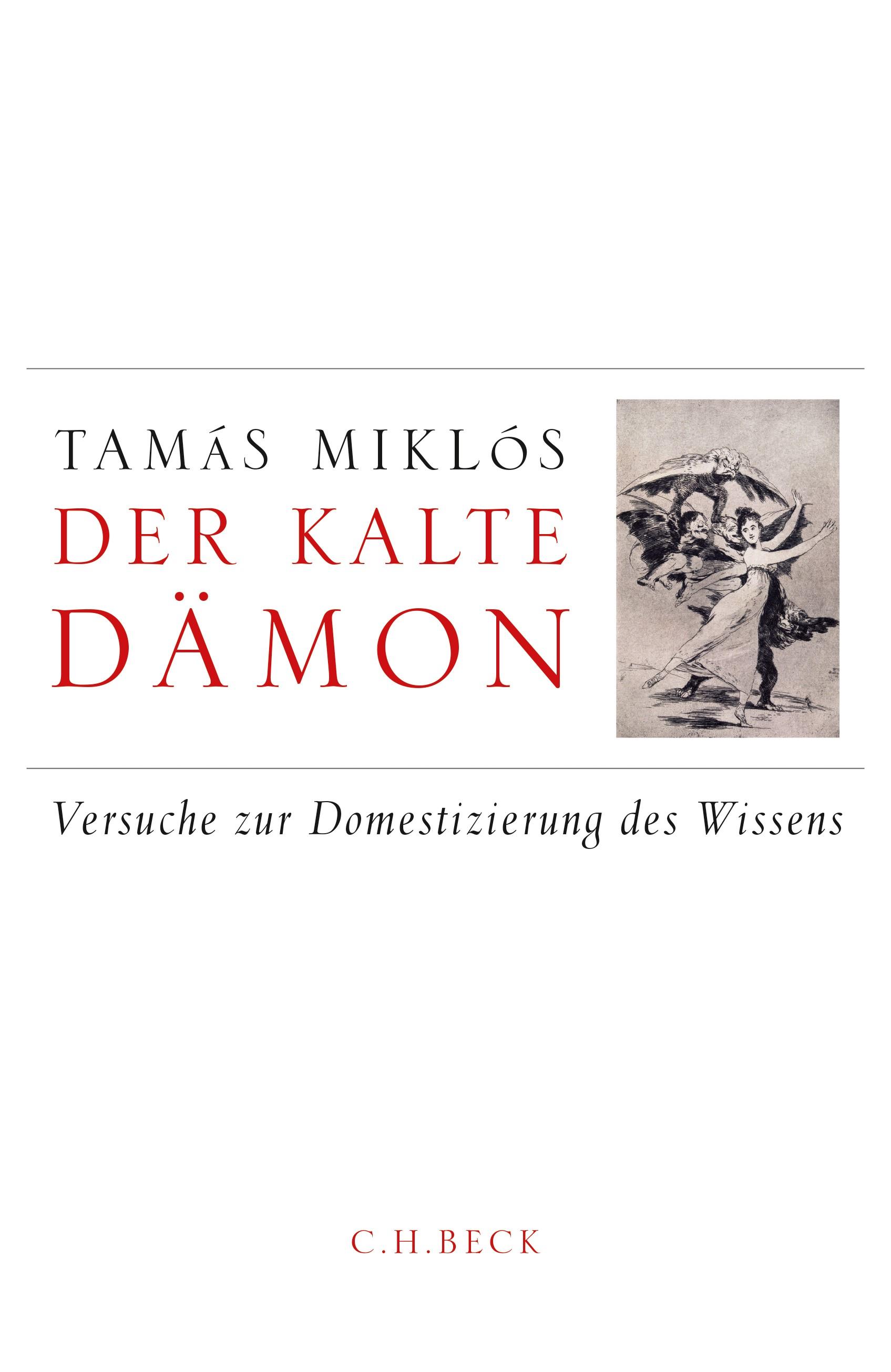 Cover des Buches 'Der kalte Dämon'