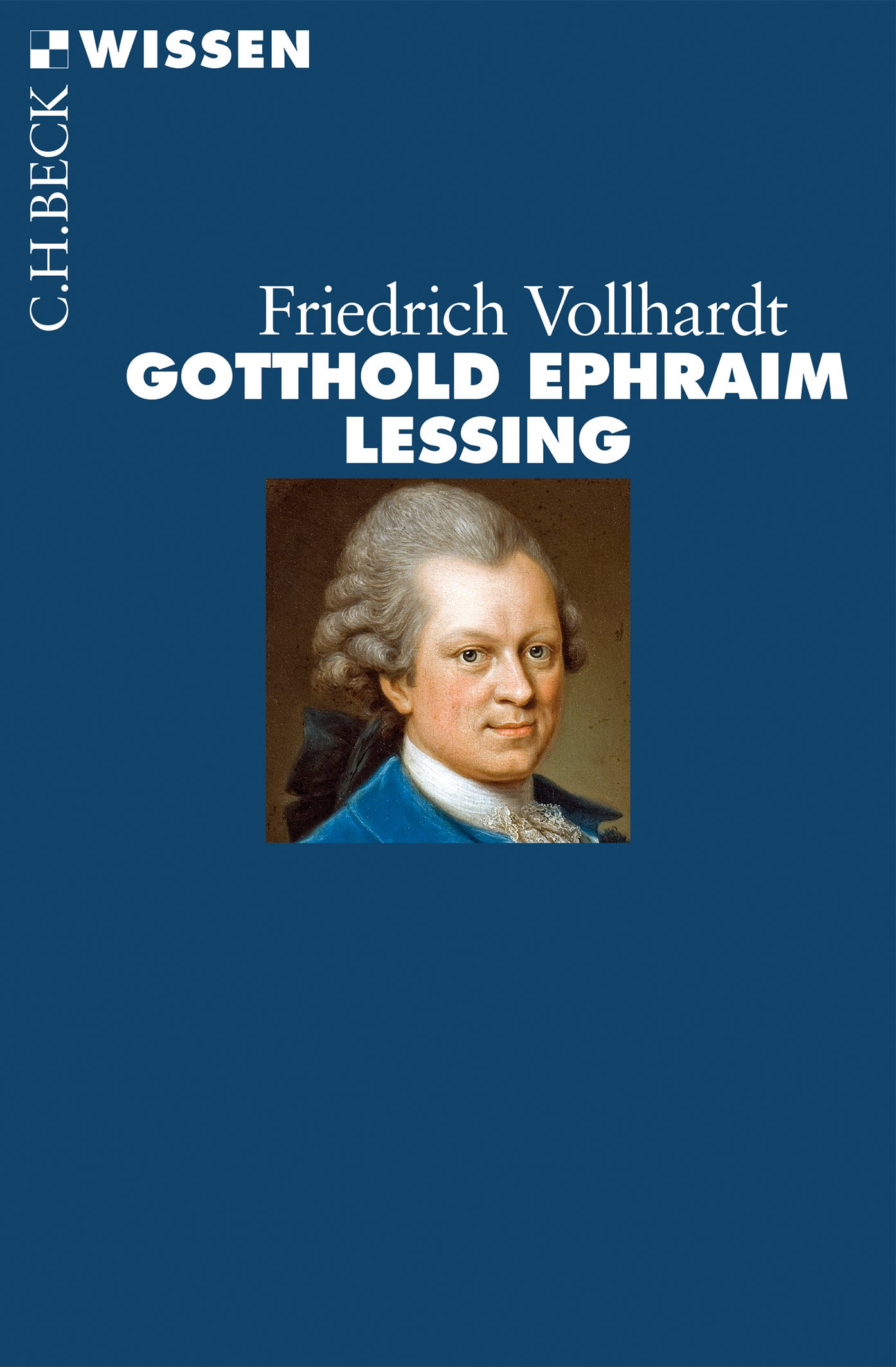 Cover des Buches 'Gotthold Ephraim Lessing'