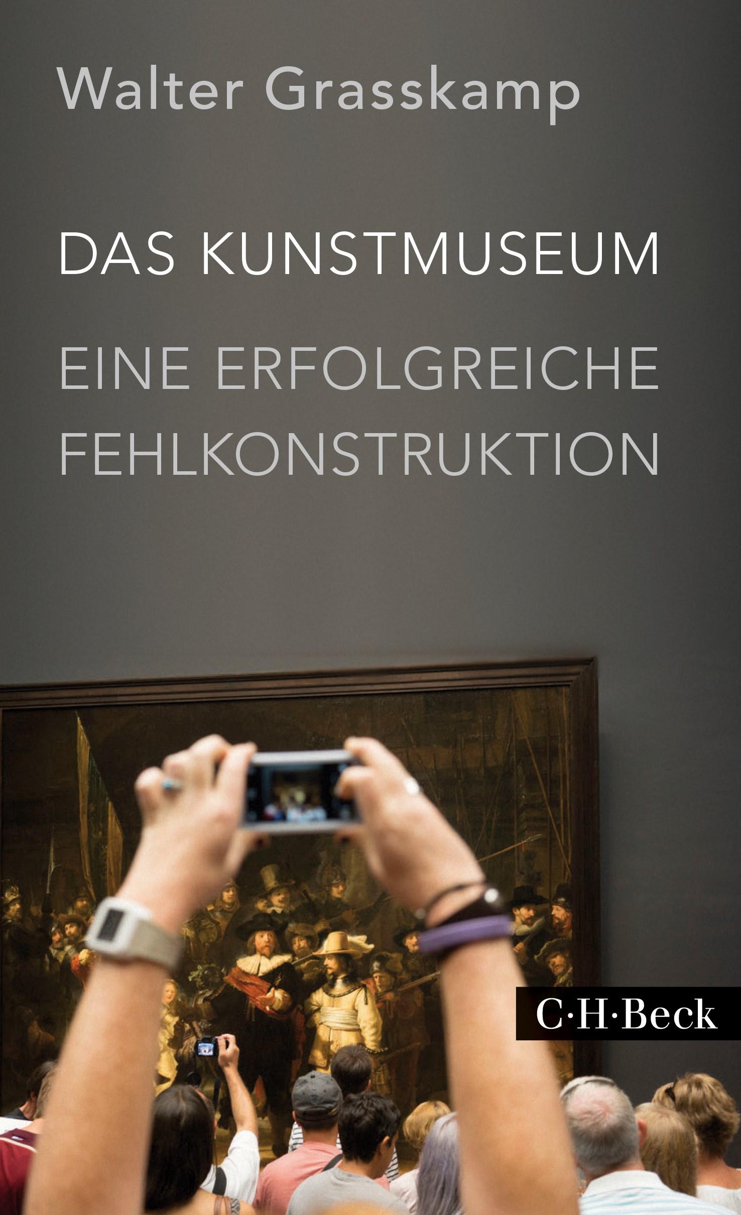 Cover des Buches 'Das Kunstmuseum'