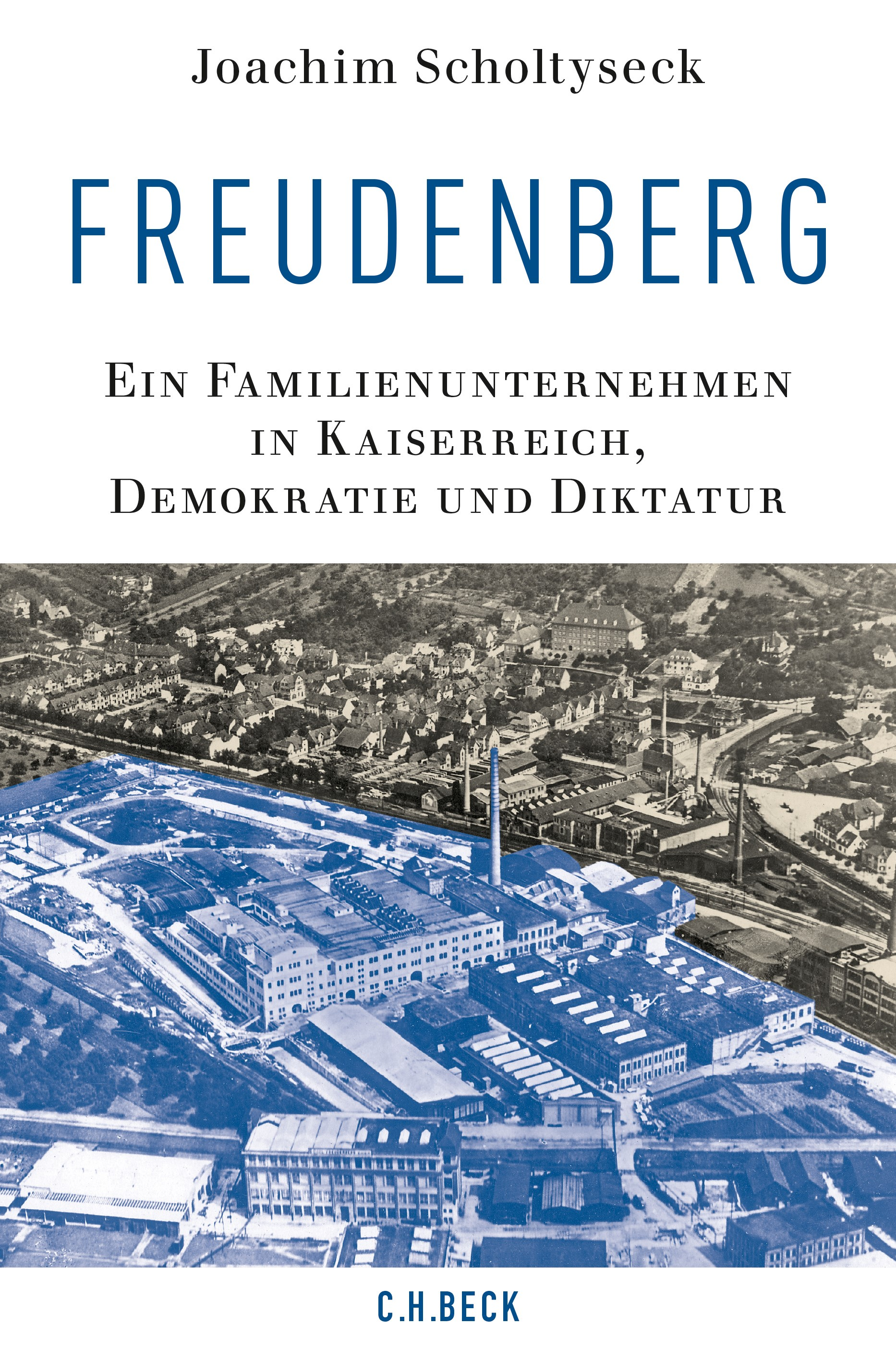 Cover des Buches 'Freudenberg'