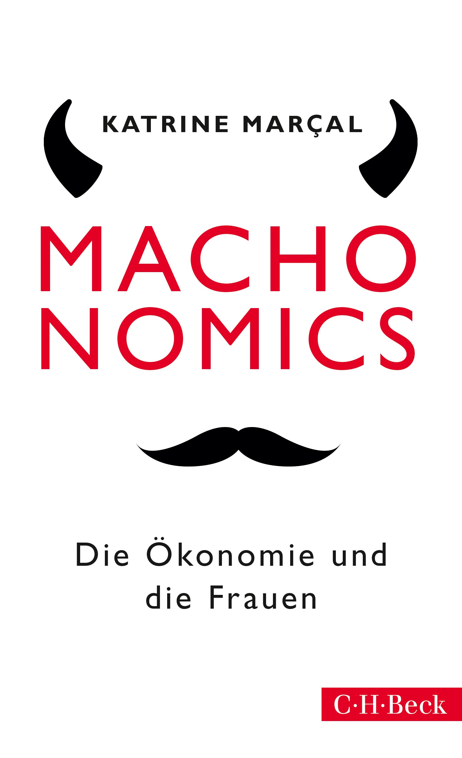 Cover des Buches 'Machonomics'