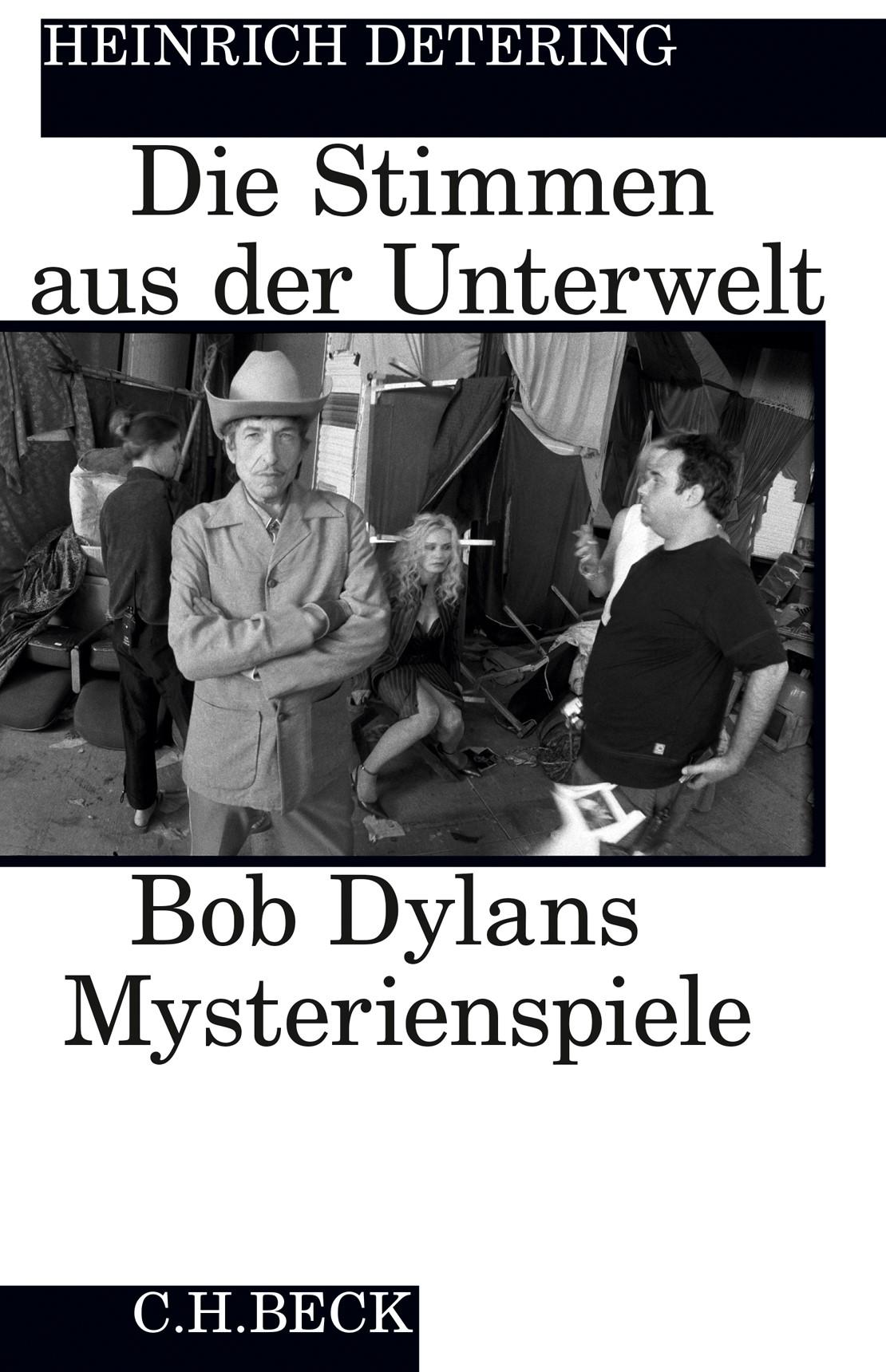 Cover des Buches 'Die Stimmen aus der Unterwelt'