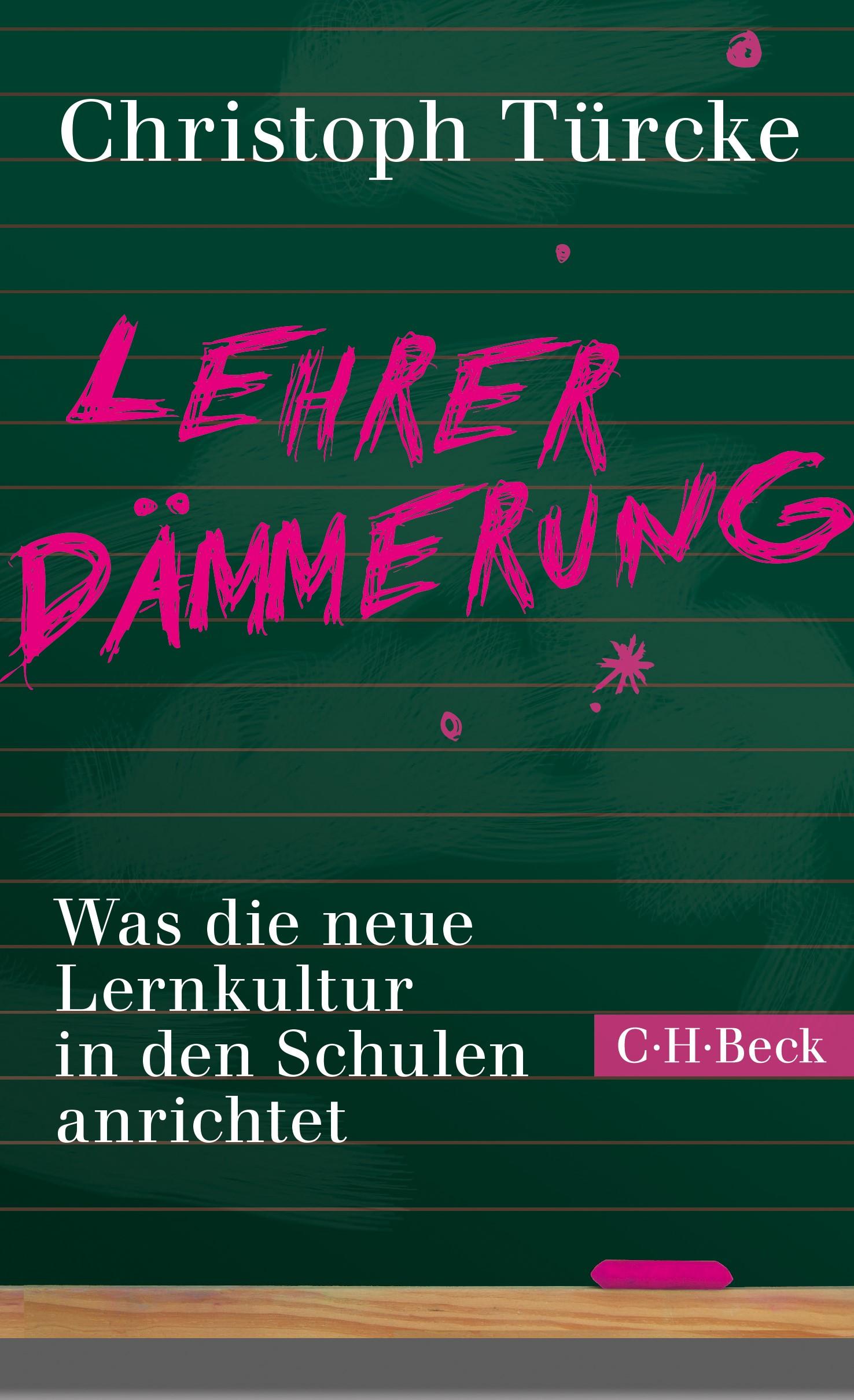 Cover des Buches 'Lehrerdämmerung'