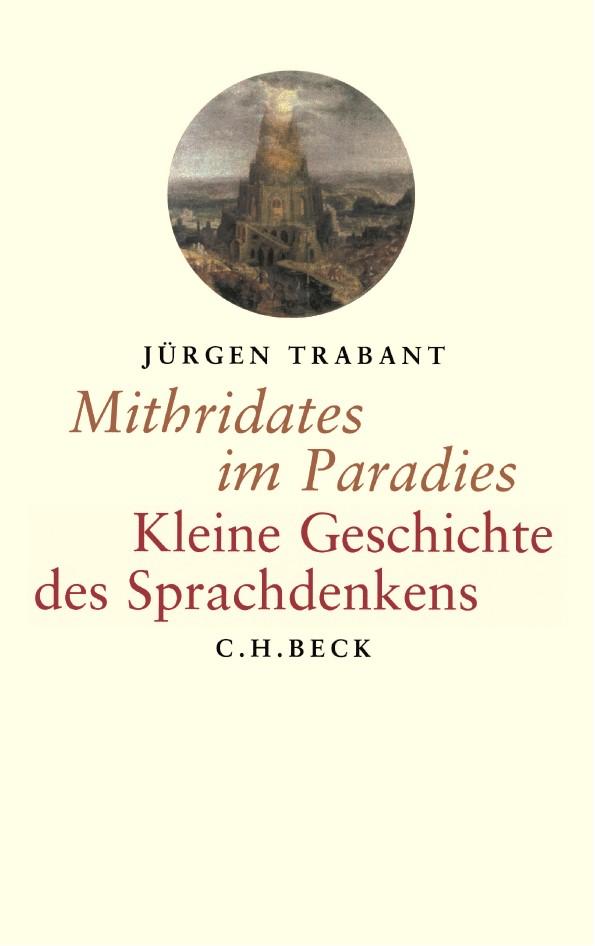 Cover des Buches 'Mithridates im Paradies'