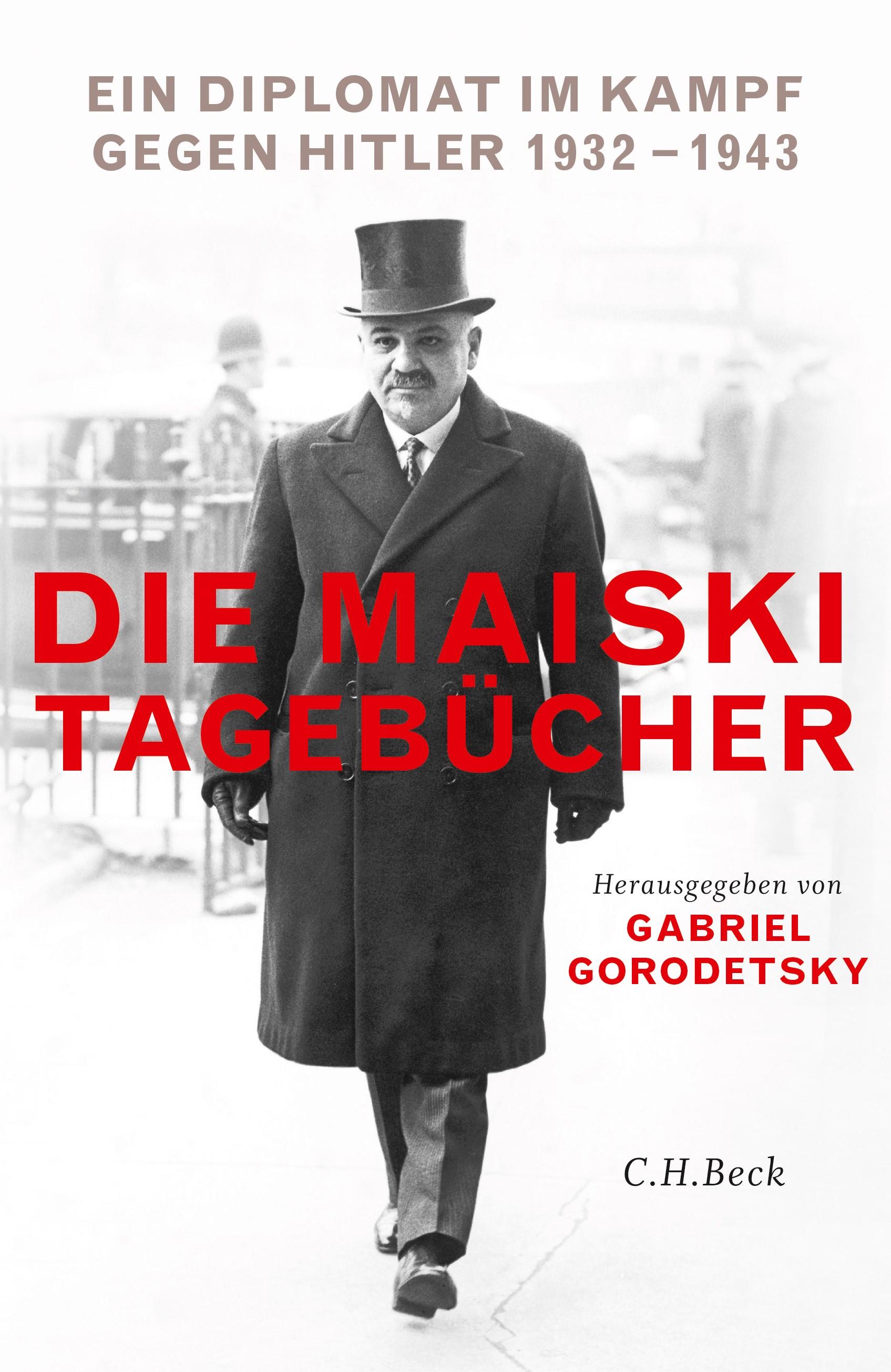 Cover des Buches 'Die Maiski-Tagebücher'