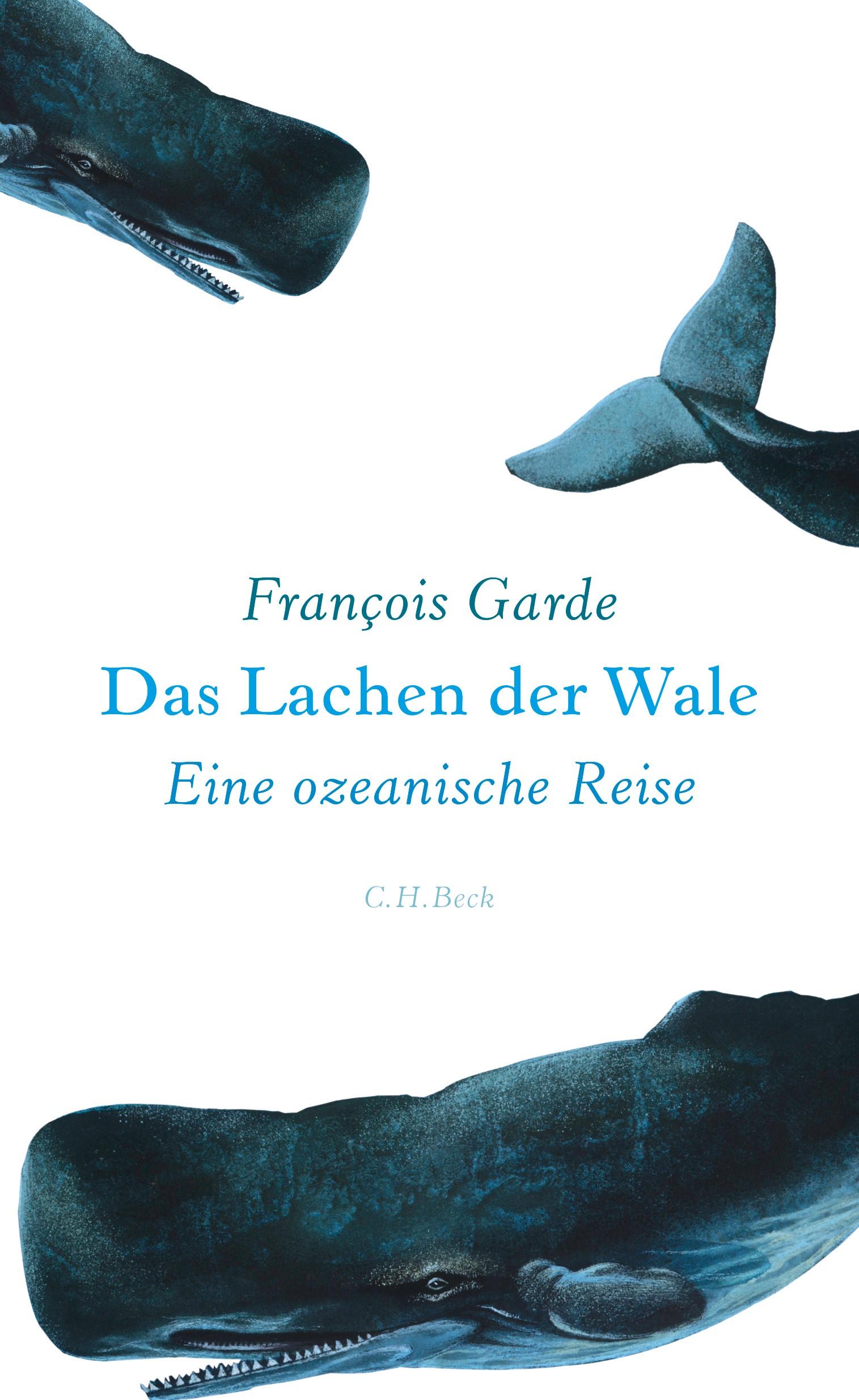 Cover des Buches 'Das Lachen der Wale'