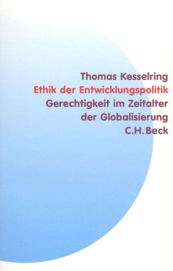 Cover des Buches 'Ethik der Entwicklungspolitik'