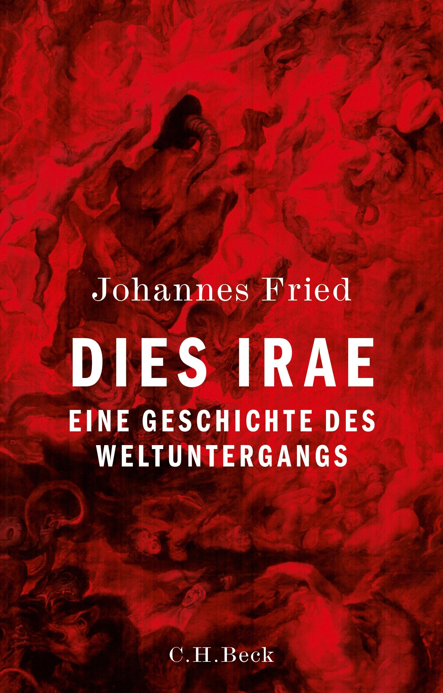 Cover des Buches 'Dies irae'