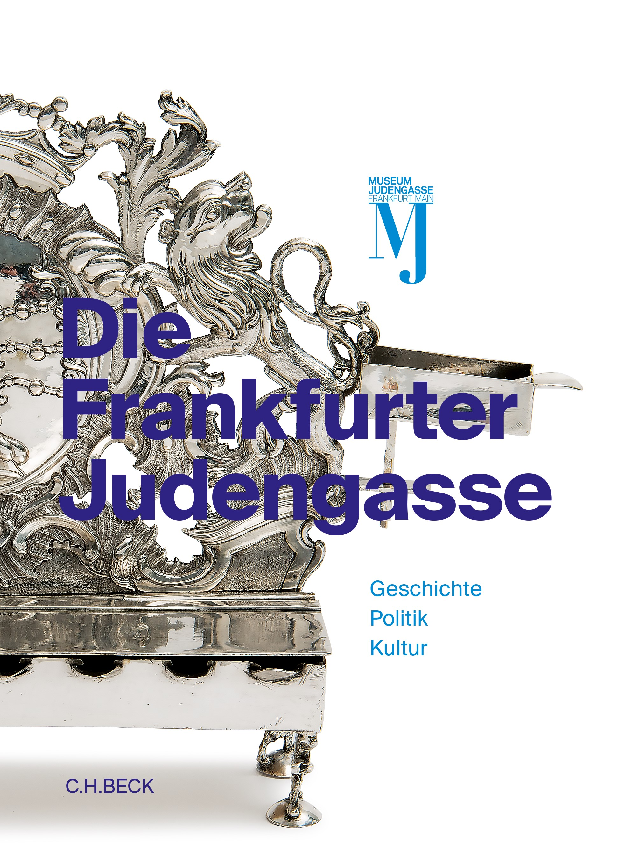 Cover des Buches 'Die Frankfurter Judengasse'