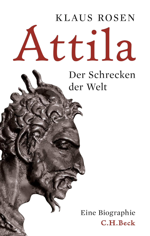 Cover des Buches 'Attila'