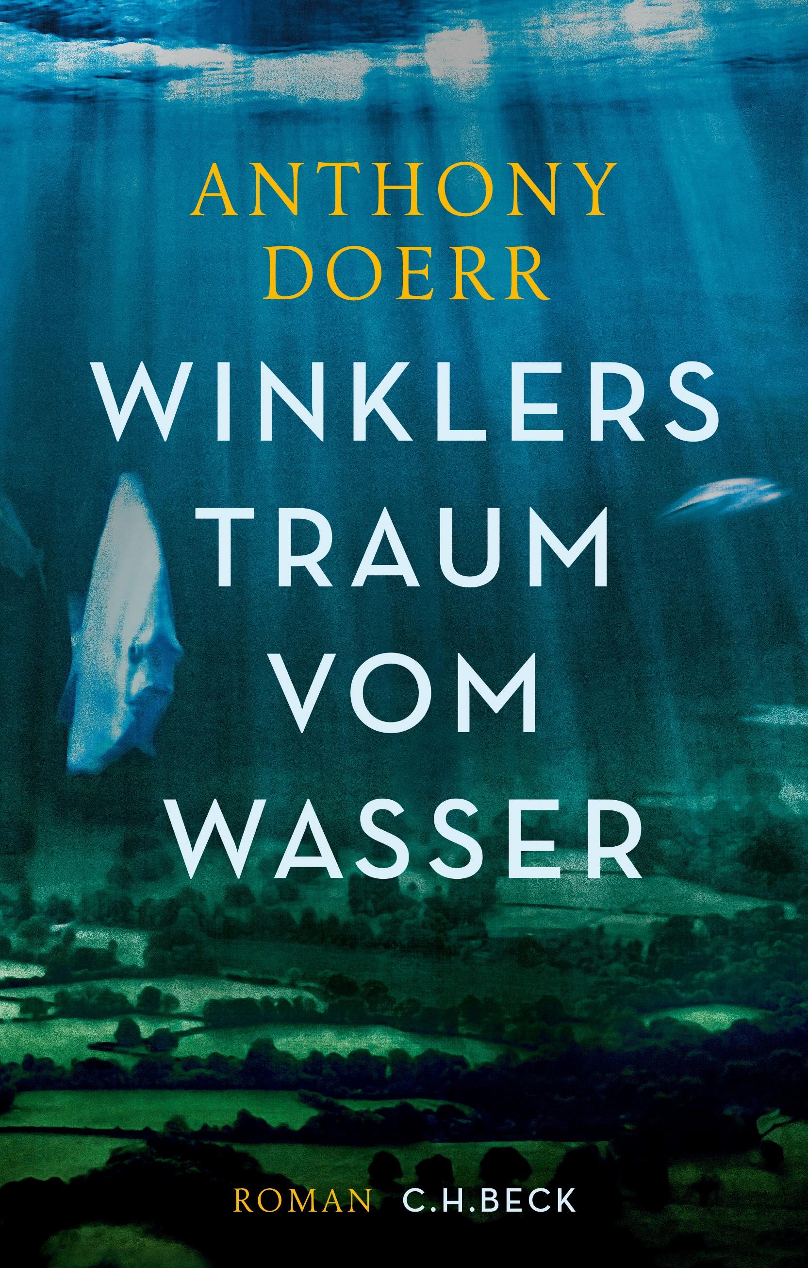 Cover des Buches 'Winklers Traum vom Wasser'