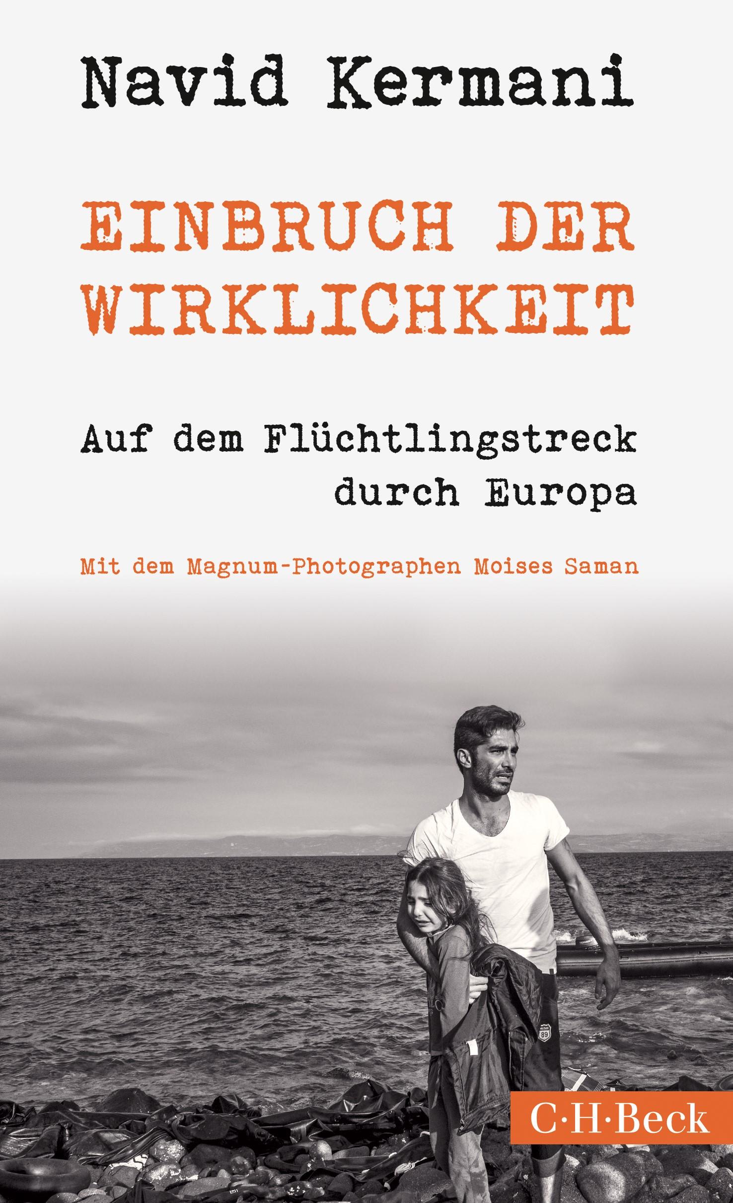 Cover des Buches 'Einbruch der Wirklichkeit'