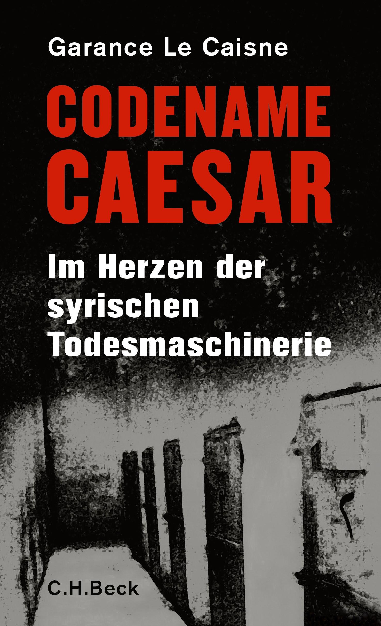 Cover des Buches 'Codename Caesar'