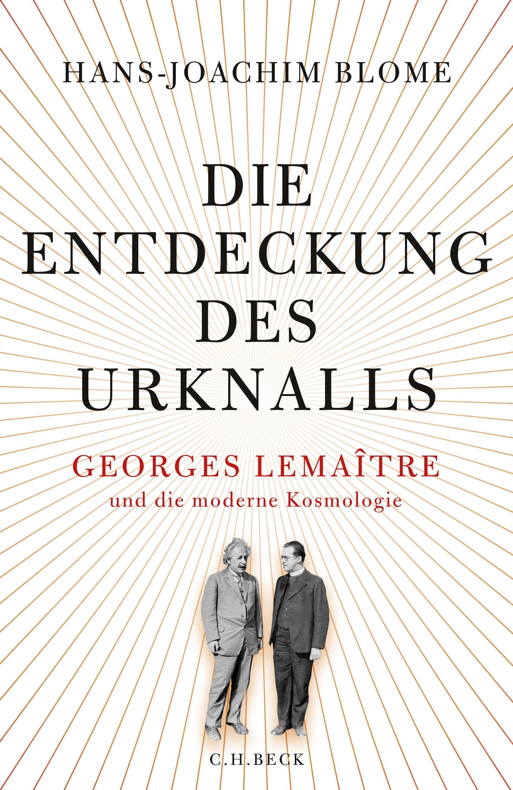 Cover des Buches 'Die Entdeckung des Urknalls'