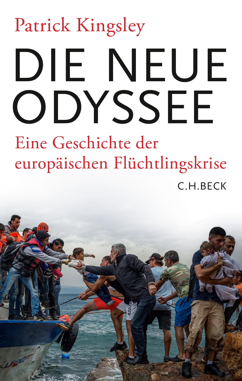 Cover des Buches 'Die neue Odyssee'
