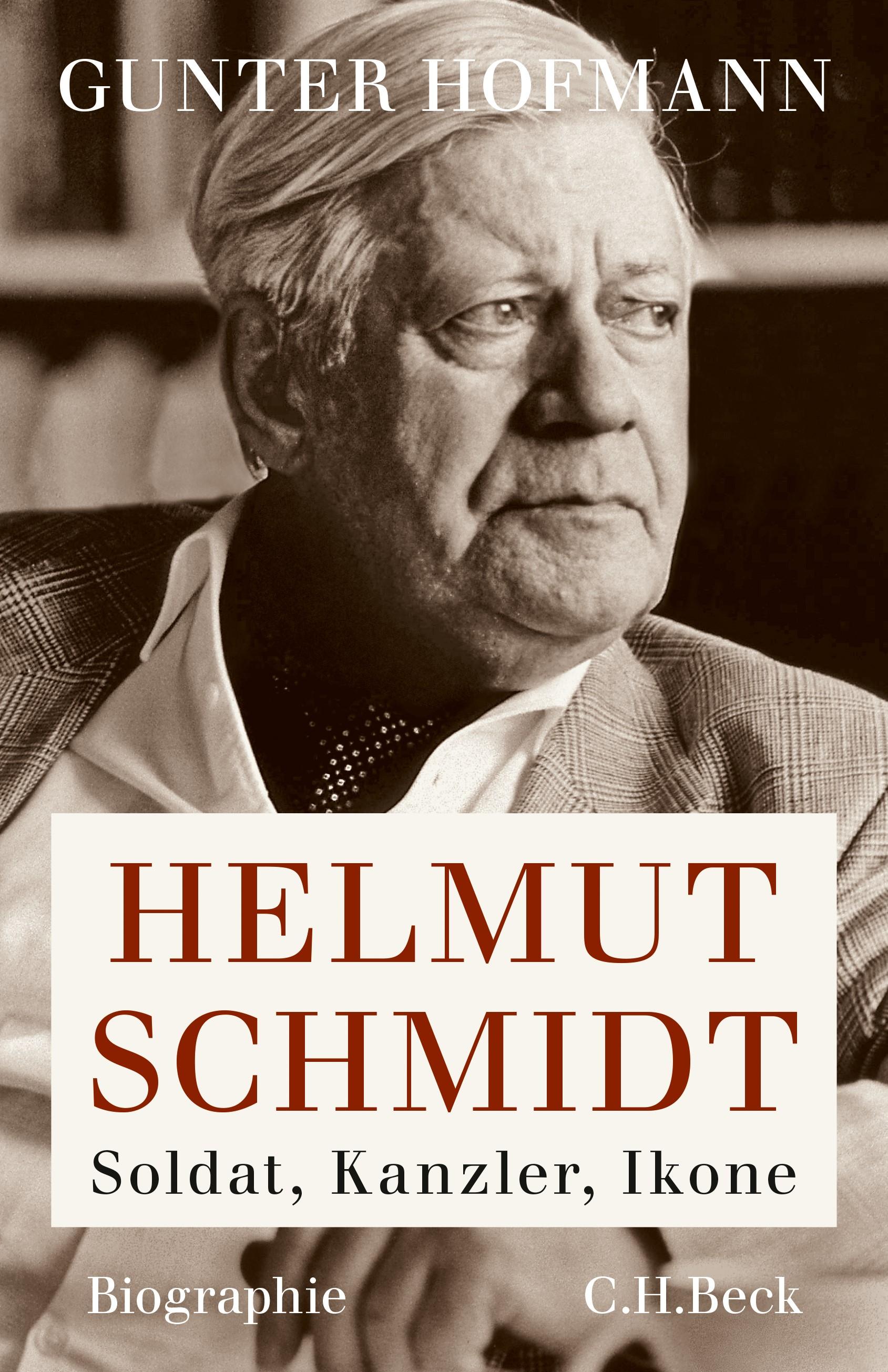 Cover des Buches 'Helmut Schmidt'