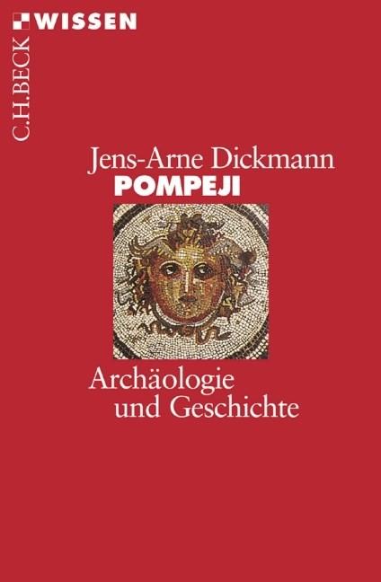 Cover des Buches 'Pompeji'