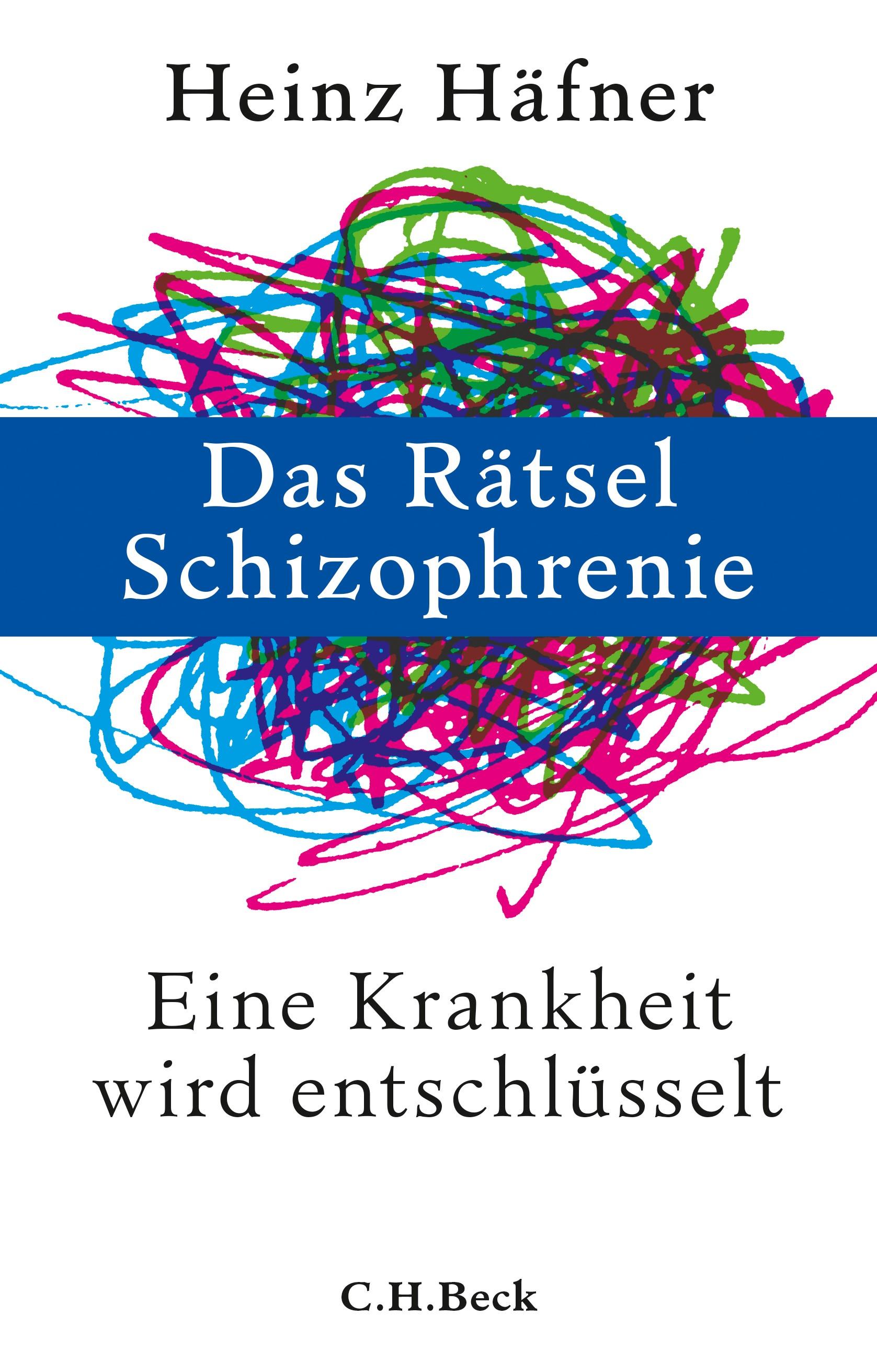 Cover des Buches 'Das Rätsel Schizophrenie'