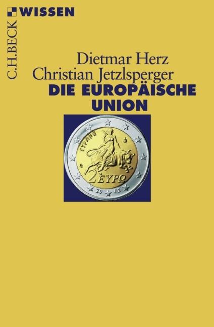 Cover des Buches 'Die Europäische Union'