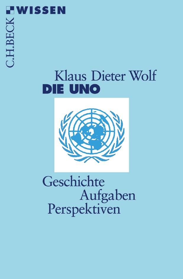 Cover des Buches 'Die UNO'