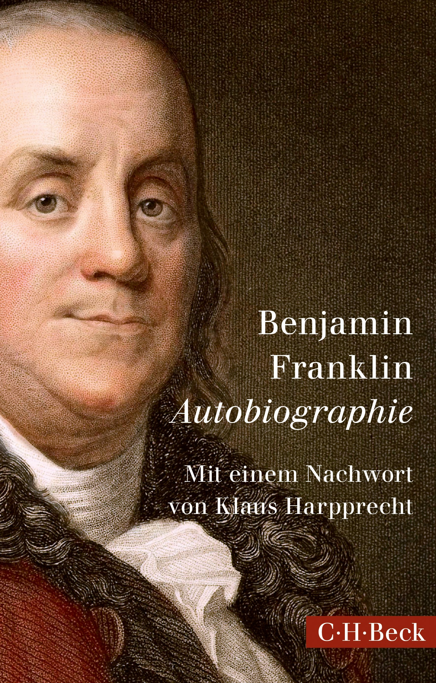Cover des Buches 'Autobiographie'