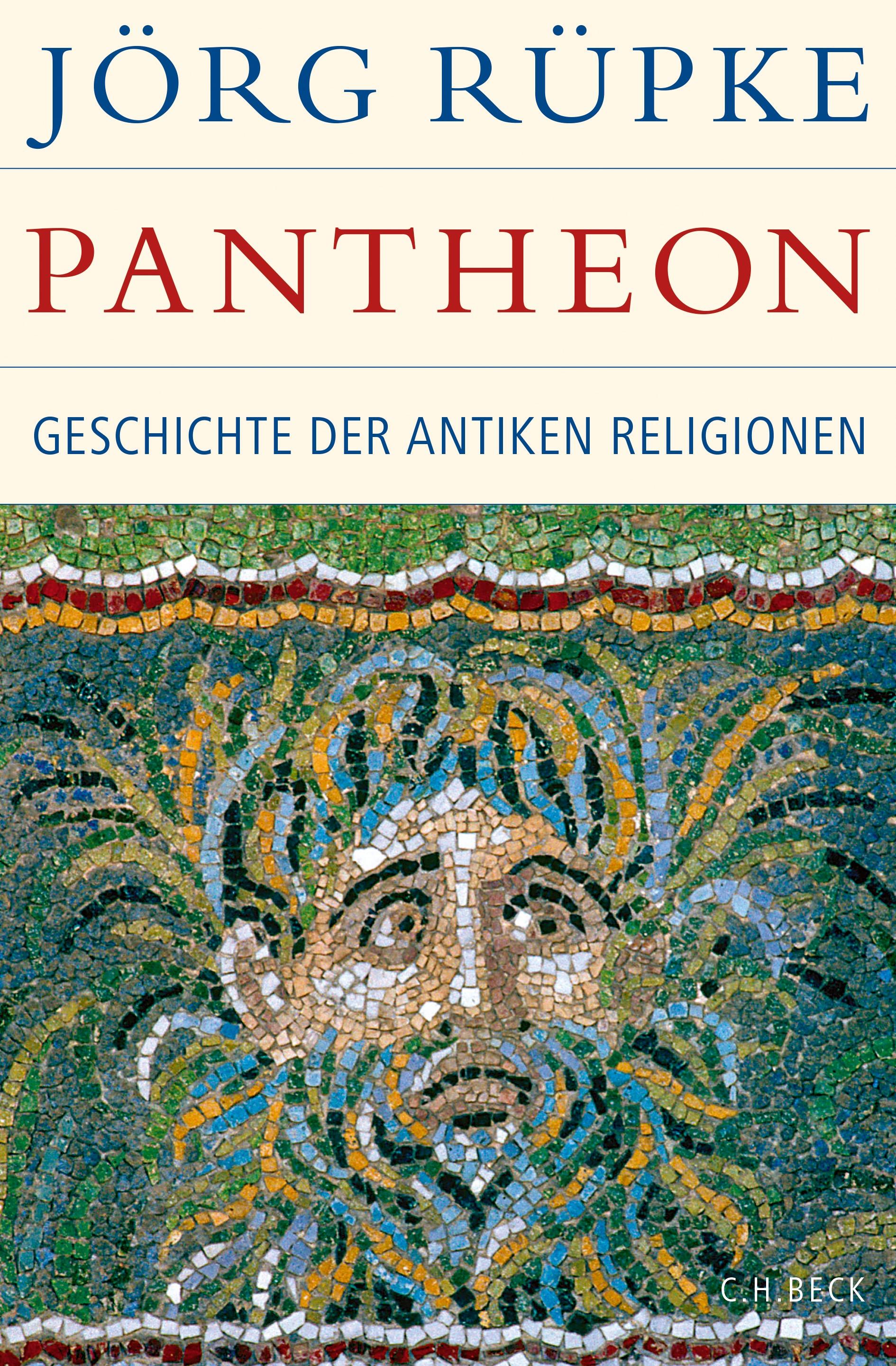 Cover des Buches 'Pantheon'