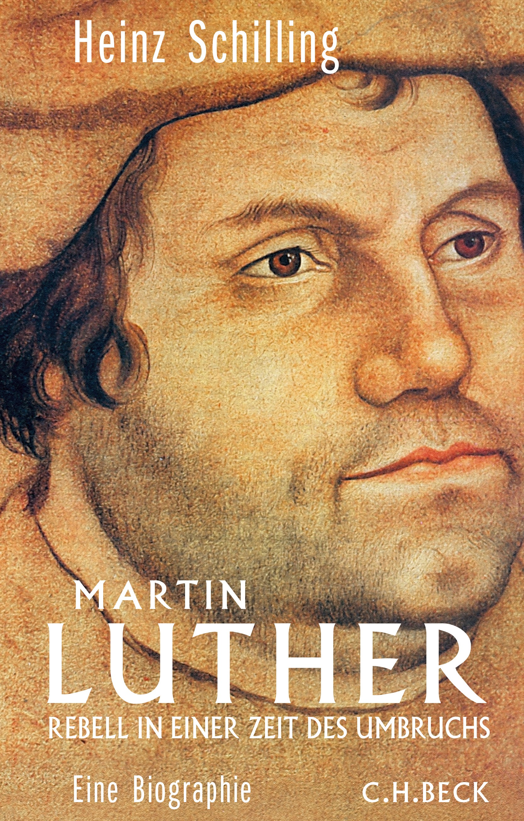 Cover des Buches 'Martin Luther'