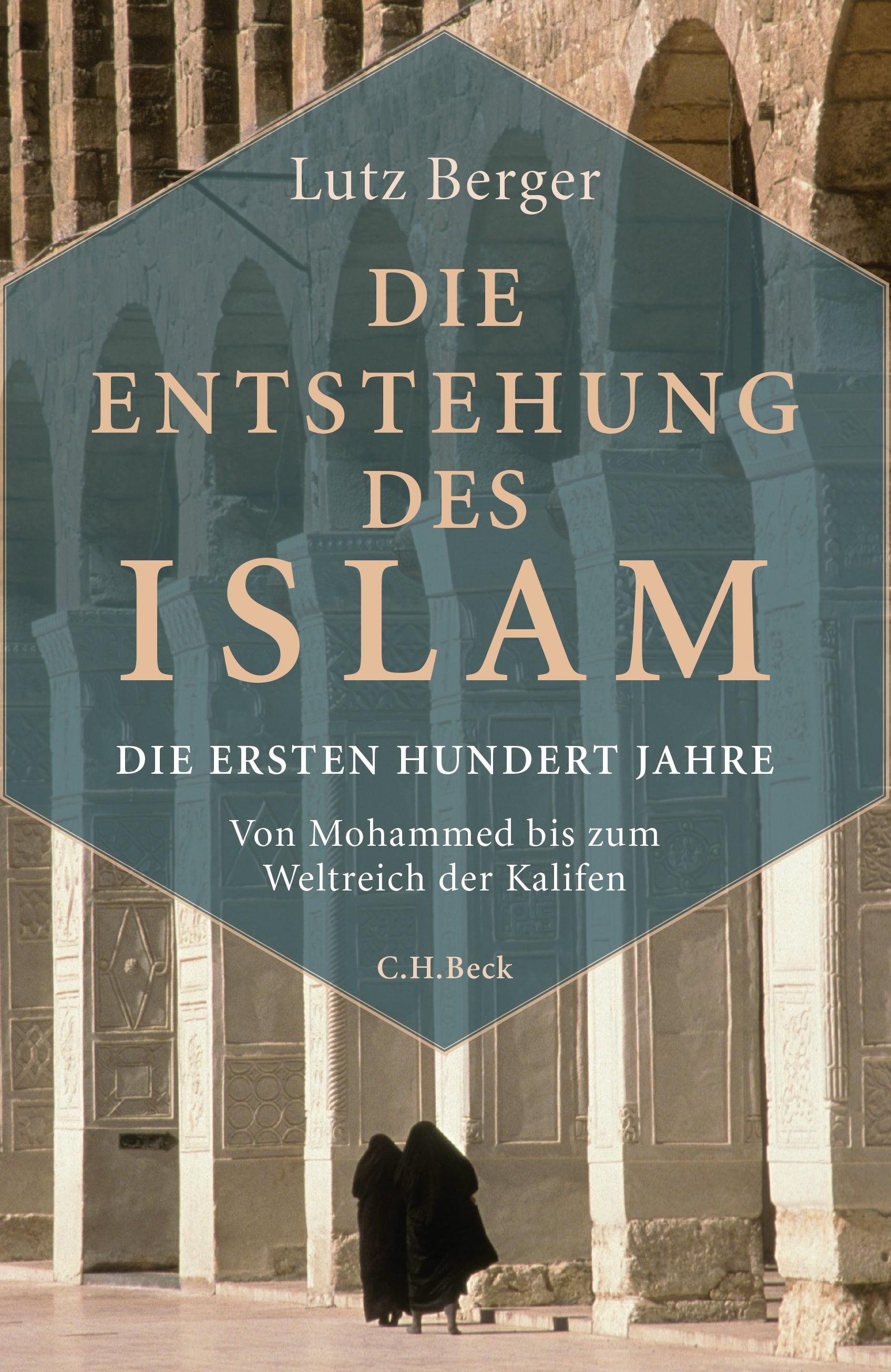 Cover des Buches 'Die Entstehung des Islam'